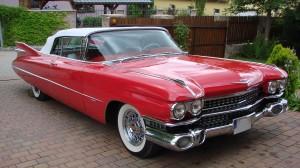 1959 Cadillac Type 62