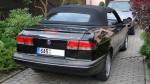 1995 SAAB 900 zalepení zadního okna